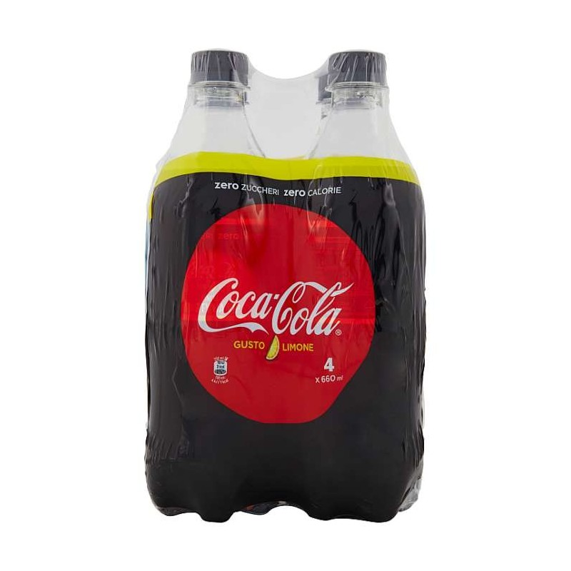 Coca-cola Lemon Zero...