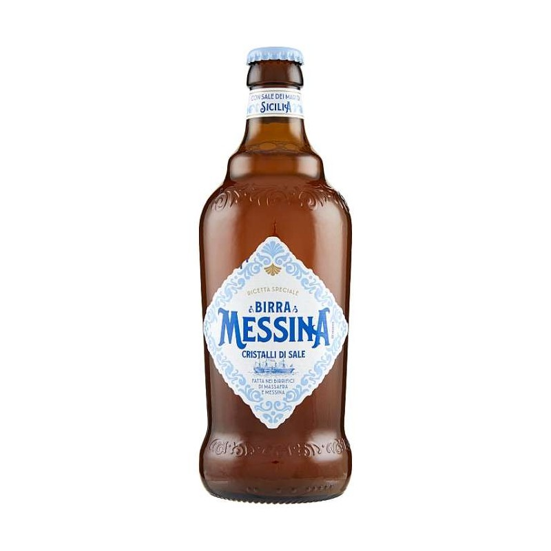 Birra Messina Cristalli di...