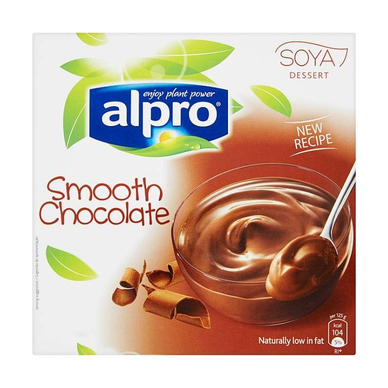 Alpro Soya dessert smooth...