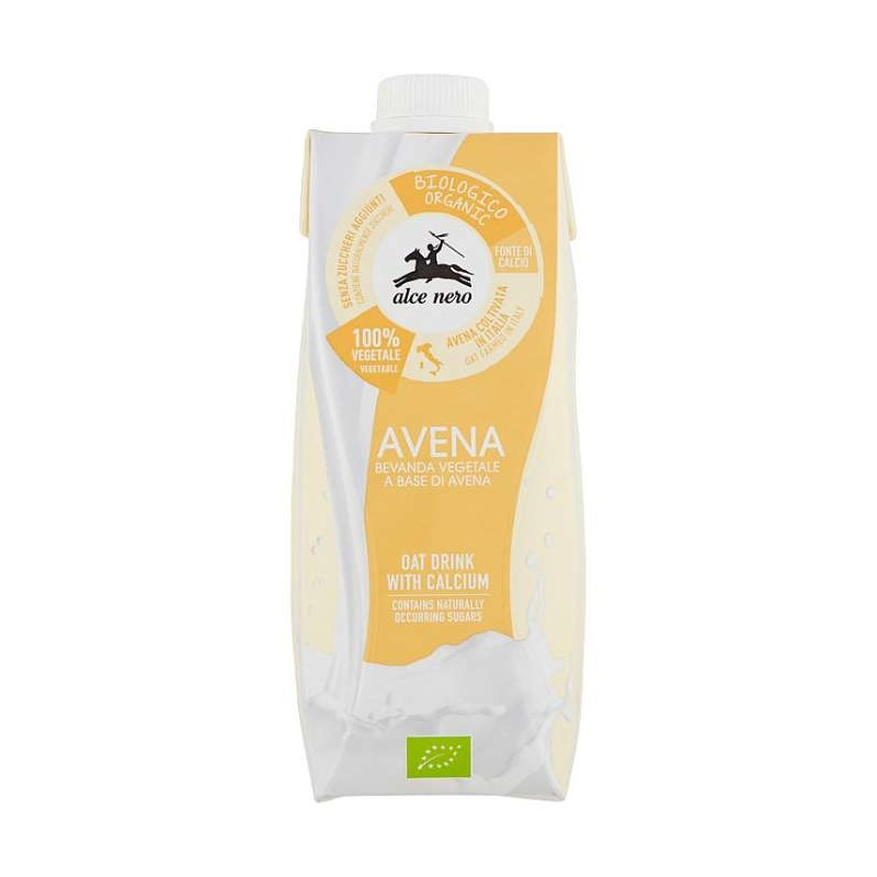 alce nero Avena 500 ml