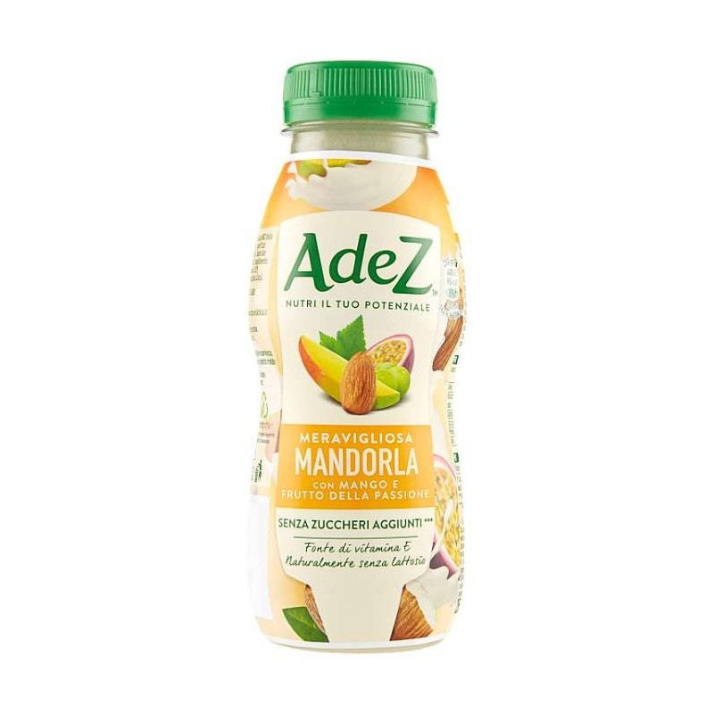 Adez PET 250ml Mandorla +...