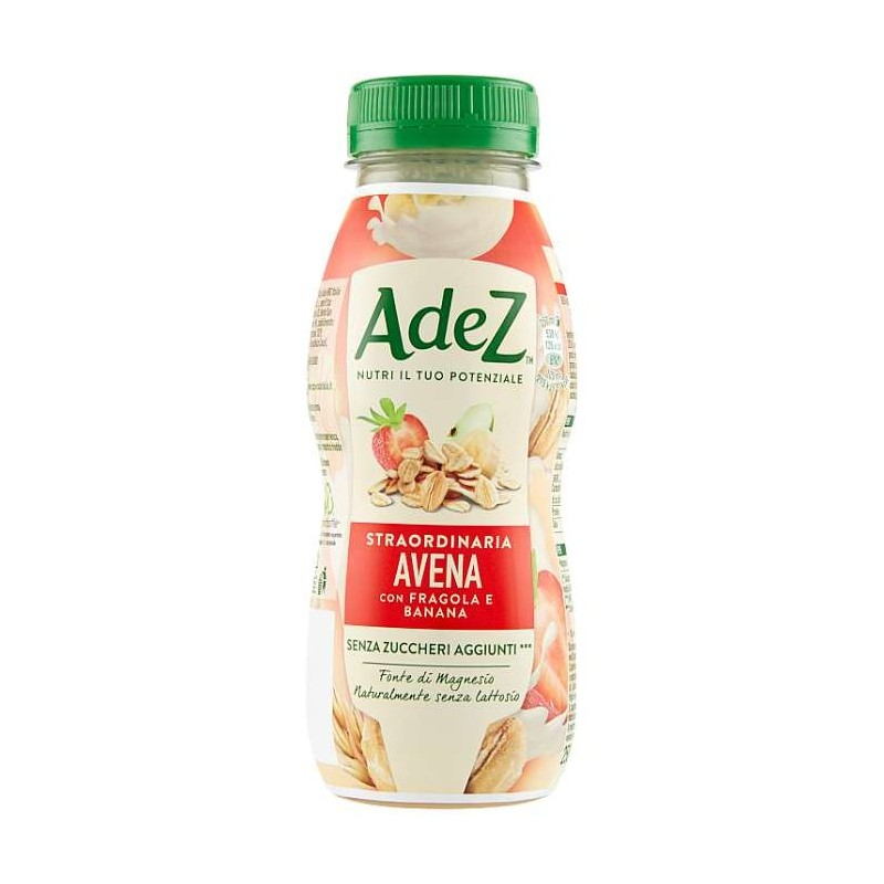 Adez PET 250 ml Avena +...